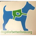 Click here for more information about DBL Dog Sticker